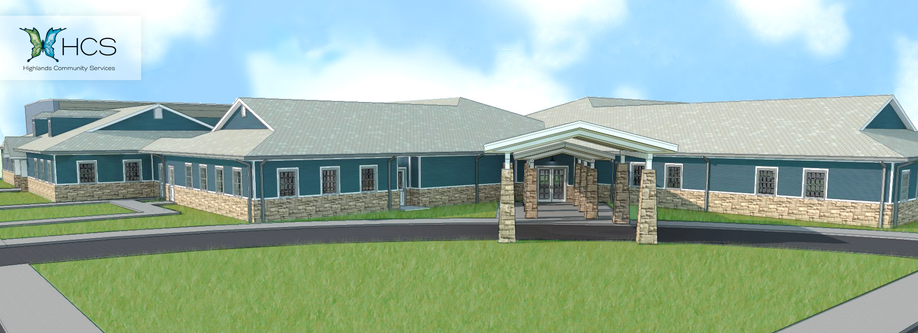 HCS Children's Campus - 2016-04 Rendering